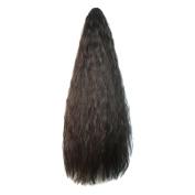 Deercon Womens Wigs Long Curly Hair Fake Hair