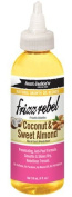AUNT JACKIE'S NATURAL GROWTH OIL BLENDS- FRIZZ REBEL – COCONUT & SWEET ALMOND GREAT FOR