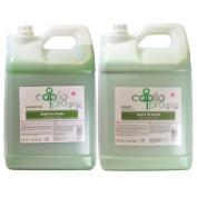 "Capilo Pro Olive Oil (Aceite De Oliva) Shampoo & Rinse 10.6l/ 10.5kg ""Set"""