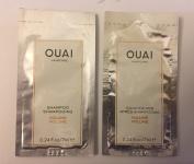 OUAI Volume Shampoo & Conditioner sample packet set - 0.24 fl oz/ 7ml