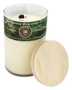 Terra Essential Scents - Massage & Intention Soy Candle Rosemary & Sage Smudge - 350ml