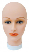 OAR Female Cosmetology Mannequin Head for Wigs, Glasses, Hair, Hair Do's