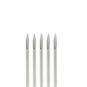 5-pack Piercing Needles Sealed and Sterilised 18 Gauge By Eg Gifts