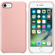 For iPhone 7,AutumnFall Ultra-thin Slim Silicone Soft TPU Case Cover Skin for Apple iPhone 7