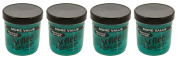 Lot of 4 Softee Herbal Gro, 100ml Jars Promotes healthy growing hair!