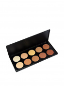 Crown Brush 10 Colour Powder Contouring Palette