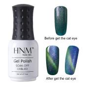 HNM Cat Eye Chameleon Colour Change Gel Star Style Polish Soak Off UV LED Manicure 8ml 3312