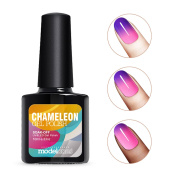 Modelones Soak Off UV LED Temperature Colour Changing Chameleon Gel Nail Polish - 5716 10ml