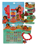 "Disney Princess ""Elena Of Avalor"" Girls 4pc Beauty Accessory Collection!"
