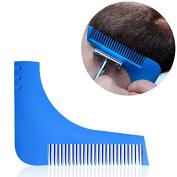 Beard Shaping Template for Men