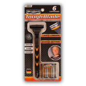 MicroTouch TOUGH BLADE, Triple-Blade Razor