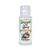 Pure Coconut Soap Lavender & Mint Nutribiotic 60ml Liquid