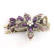 Hairpins,Lisingtool Vintage Jewellery Crystal Hair Clips For Hair Clip Tools
