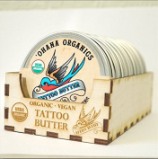 Ohana Organics - Certified Organic, Vegan Tattoo Butter
