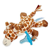 Dr. Brown's Gerry the Giraffe Lovey Pacifier and Teether Holder | 7.6cm L x 11cm W x 19cm H (Pacifier and Teether Holder) …