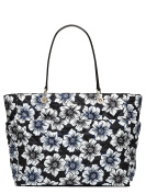 Kate Spade Emerson Place Floral Print Pauline Baby Bag, Black Multi