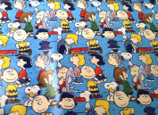 Peanuts Cartoon Charlie Brown Wrapping Paper Festive Gift Wrap Roll