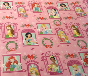 Disney Princess Gift Paper Festive Design Wrapping Paper Roll