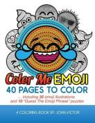 Color Me Emoji