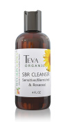 SBR CLEANSER | Organic Ayurvedic Daily Facial Wash | Sensitive, Blemished & Rosacea (Pitta) Skin