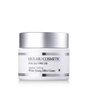 Hushu White Toning Effect Cream