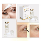 Best Natural Eye Elastic Serum Remove Under Eye Bags, Dark Circles, Crows Feet and Wrinkles