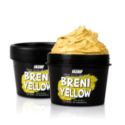 B & SOAP Breni Yellow Wash Off Mask, 130g, Deep Pore Cleansing, Relaxing & Calming skin, Exfoliating, Moisturising