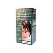 Herbatint - Herbatint Permanent Herbal Haircolour Gel 1N Black - 135 ml