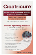 Cicatricure Advanced Anti Wrinkle Therapy Face Neck, Body Cream, Sunscreen SPF 30, Wrinkle Fine Line Reducer 45ml