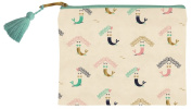 Slant Collections Cosmetic Bag - Mermaid