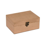 Benzara 32664 Chic Wood Box