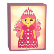 Think Pink Illuminations ~ Led Light Box/Picture/Night Light ~ Fairy