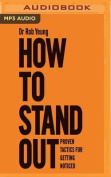 How to Stand Out [Audio]