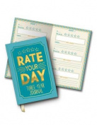 Guided Journal Rate Your Day Three-Year Journal