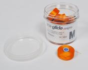 Fil-Tec Magna-Glide Delights Poly Style M Prewound Bobbins Marigold