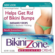 Bikini Zone Medicated Creme, 30ml