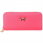 EUBags Womens Wallet Clutch Leather Wallets Card Holder Long Ladies Purse Wallet for Women
