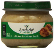 Beech-Nut Stage 1 Chicken and Broth, 70ml
