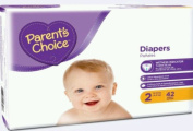 Parent's Choice Baby Nappies Size 2