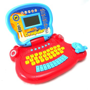 Learning & Development Laptop Toy - Learning Letters - Math - Music - Games - Words