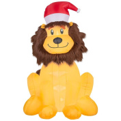 Home Accents Holiday 1.8m Inflatable Lion