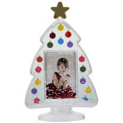Christmas Tree Photo Snow Globe - Case of 24