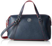 Tommy Hilfiger Women's Fashion Novelty SC Bag, Multicolor (Midnight / Scooter Red), 12x17x32 cm