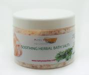 1tub Soothing Herbal Bath Salts, 100% natural, approx 500g