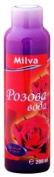 Rose-Water for Face & Body - With Natural Extract of Rose Oil - Refreshes, Revives & Tones the Skin - 200ml by Milva