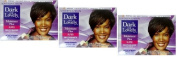 3x Relaxer/Smoothing Cream Dark and Lovely Moisture Plus No Lye Relaxer Super