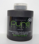 Hairgum Pure Shampooing Cheveux & Corps All Over Shampoo 300g