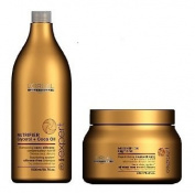 L'Oreal Serie Expert Nutrifier Shampoo 1500ml and Masque 500ml