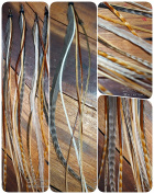 Feather Hair Extension (Variety