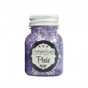 Amerikan Body Art Purple Rain Pixie Paint Glitter Gel